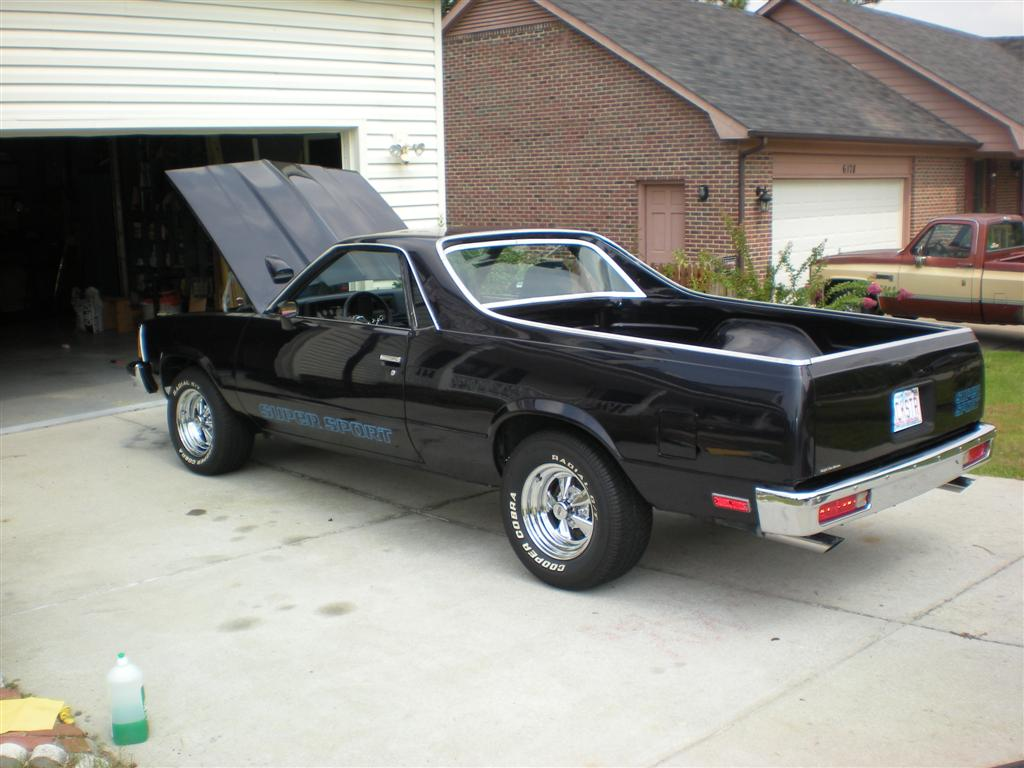 Download image 1980 El Camino Ss PC, Android, iPhone and iPad ...